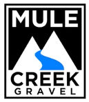 Mule Creek Gravel Logo